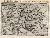 LORRAINE LOTHARINGIA