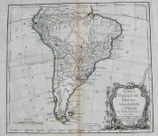 SOUTH AMERICA CHILI,PARAGUAY,BRESIL,AMAZONES ET PEROU