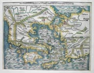 GREECE PTOLEMAIC NEW GREICHENLANDT