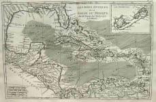 WEST INDIES BERMUDA LES ANTILLES ET LE GOLFE DU MEXIQUE