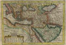 TURKISH EMPIRE TURCICI IMPERII IMAGO