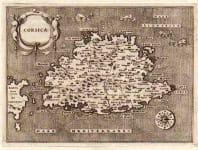 CORSICA DESCRITTIONE DELL'ISOLA DI CORSICA