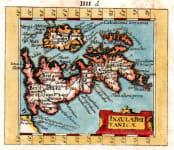 BRITISH ISLES INSULAE BRITANICAE
