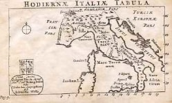 HODIERNAE ITALIAE TABULAE