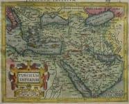 TURKISH EMPIRE TURCICUM IMPERIUM