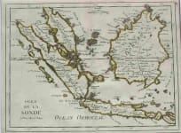BORNEO JAVA ISLES DE LA SONDE