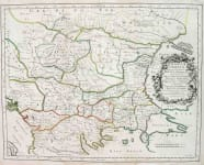 BALKANS,BULGARIA ILLYRICUM ORIENTIS