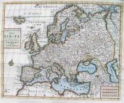EUROPE CARTA NUOVA DELL'EUROPA