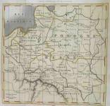 POLAND LITHUANIA CARTE GENERALE DE LA POLOGNE