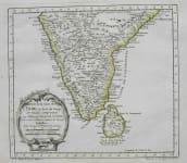 INDIA , CEYLON, SRI LANKA L'INDE