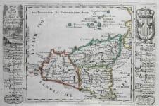 SICILY DIE INSUL ODER DAS KONIGREICH SICILIEN