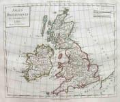 BRITISH ISLES ISLES BRITANNIQUES
