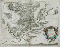 CONSTANTINOPLE BOSPHOROS ANAPLUS BOSPHORI THRACII