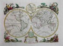 WORLD IL MAPPAMONDO O SIA DESCRIZIONE GENERALE DEL GLOBO