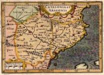 BARCELONA CATALONIA ET ARAGONIA