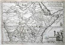 ETHIOPIA TO CONGO AETHIOPIE OF ABYSSINE