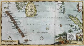MALDIVES SRI LANKA,CEYLON DE EILANDEN MALDIVES