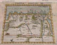 NORTH AFRICA TABULA AFRICAE III