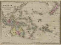 AUSTRALIA NEW ZEALAND OCEANICA INCLUDING MALAYSIA AUSTRALASIA