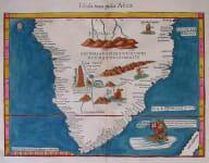 SOUTHERN AFRICA TABULA NOUA PARTIS AFRICAE
