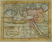TURKISH EMPIRE TURCICI IMPERY IMAGO