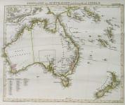 AUSTRALIA NEW ZEALAND FESTLAND VON AUSTRALIEN