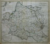 POLAND SHEWING THE CLAIMS OF RUSSIA,PRUSSIA & AUSTRIA FROM THE BEST AUTHORITIES