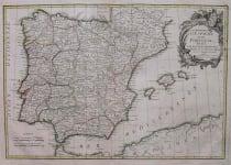 SPAIN LES ROYAUMES D'ESPAGNE ET DU PORTUGAL