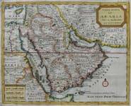 ARABIA CARTA NUOVA DELL ARABIA