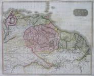 SOUTH AMERICA CARACCAS AND GUIANA