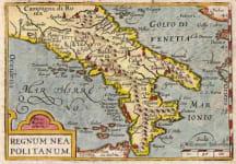 SOUTHERN ITALY REGNUM NEAPOLITANUM