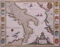 SOUTHERN ITALY REGNO DI NAPOLI