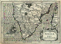 SOUTH AFRICA , AFRICAE PARS MERIDIONAL SOLSD