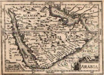 ARABIA RED SEA AND GULF