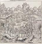 SCHEDEL OF CONSTANTINOPLE CONSTANTINOPOLIS EXPUGNATIO A TURCHIS