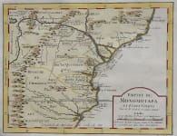MOZAMBIQUE COAST EMPIRE DU MONOMOTAPA