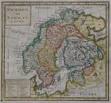 SCANDINAVIA    SWEDEN AND NORWAY