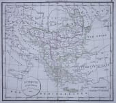 GREECE    WESTERN OTTOAMAN EMPIRE    CONSTANTINOPLE