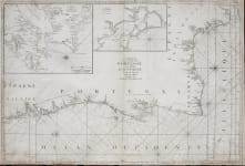 PORTUGAL  SEA CHART