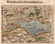 BODENSEE  GERMANY SWITZERLAND