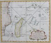 MADAGASCAR REUNION MAURITIUS