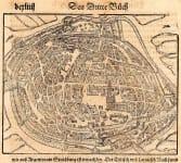 STRASBOURG  STRASSBURG  BY MUNSTER
