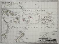 NEW ZEALAND   OCEANIQUE ORIENTE