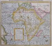 AFRICA AFFRICAE TABULA NOVA