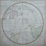 SOUTH POLE    CAPT COOK'S VOYAGES