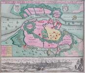 COPENHAGEN  PLAN & PANORAMA