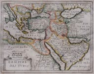 MIDDLE EAST  TURKISH EMPIRE