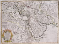 TURKISH EMPIRE   MIDDLE EAST