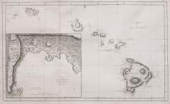 SANDWICH ISLES   HAWAII  3rd VOYAGE OF COOK