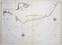 SOUTH AFRICA SEA CHART RARE